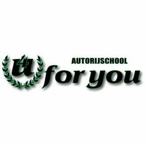 Autorijschool For You logo