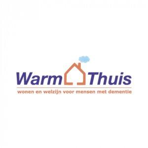 Stichting Warm Thuis, wonen en welzijn voor mensen met dementie logo